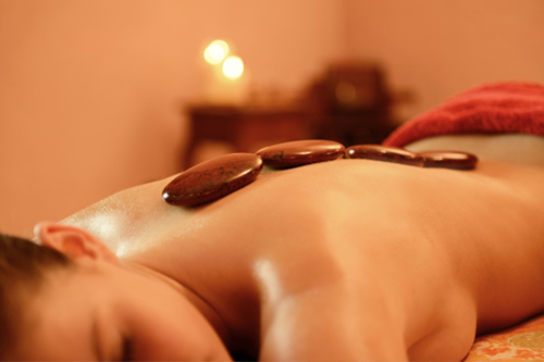 Hot Stone Massage Samsara